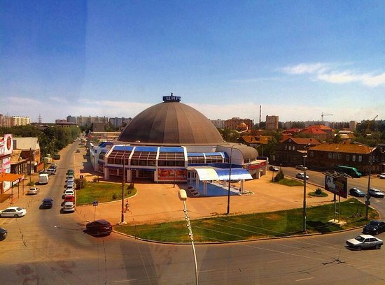 Astrakhan State Circus