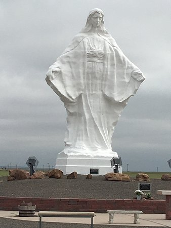 ‪‪Pine Bluffs‬, ‪Wyoming‬: Our Lady of Peace Shrine‬