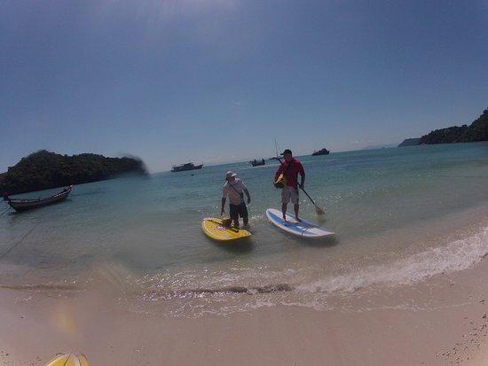 Samui Paddle Board: Samui paddleboard