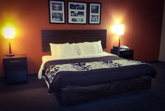 Sleep Inn And Suites: King Room