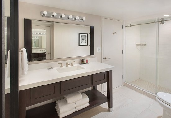 West Conshohocken, Pensilvania: Presidential Suite Bathroom
