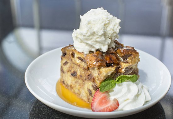 West Conshohocken, Pensilvania: Bread Pudding