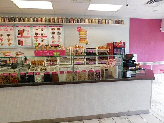 Ottawa, Canada: Y luego de visitar Cat R US un rico helado