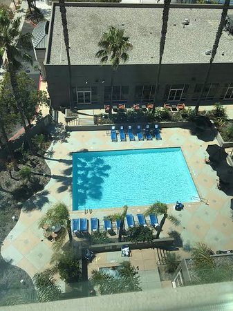 DoubleTree by Hilton Hotel San Diego - Mission Valley: Nice pool!