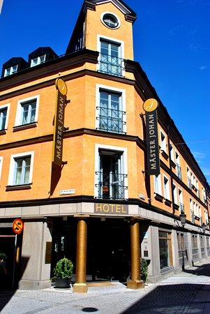 Master Johan Hotel, BW Premier Collection: entrada