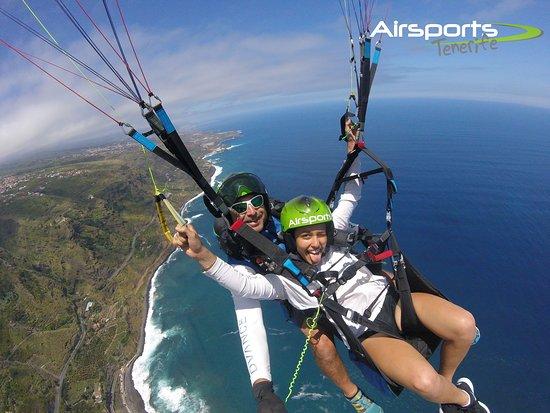 Airsports Tenerife