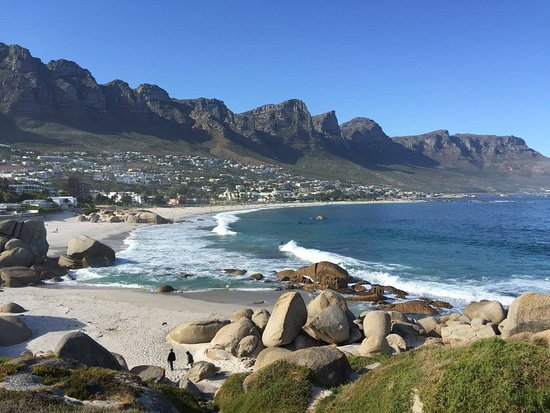 another view of Camps Bay