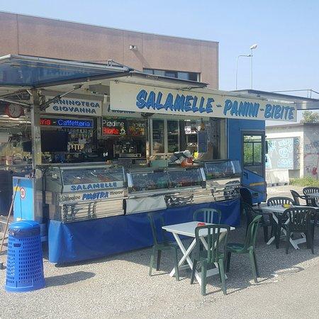 Vanzago, Italien: Paninoteca da Manuel