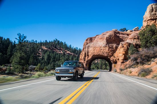 Utah: Hwy 12 scenic byway, The All-American Road