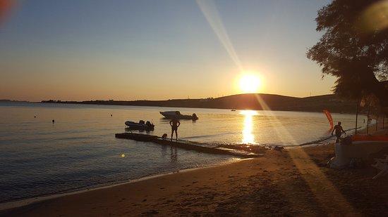 Krios Beach Camping Foto