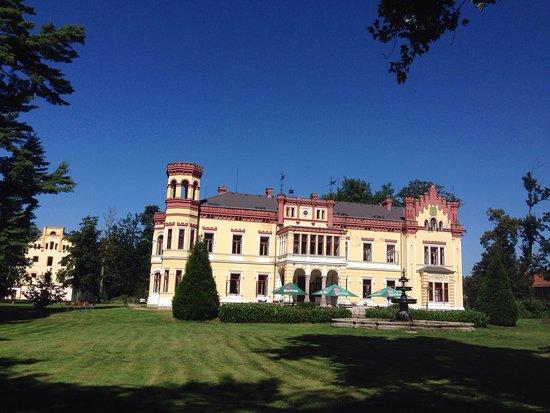 Cheb, República Checa: Krasný park