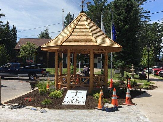 Inlet, Nowy Jork: Arrowhead Park - new pavilion