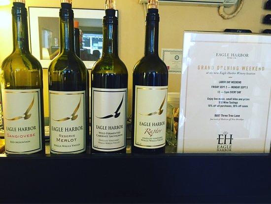 Eagle Harbor Wine Co. Tasting Room