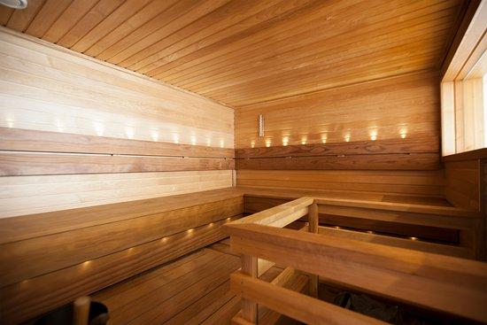 Kokstad, Norway: Scandic Pori Sauna