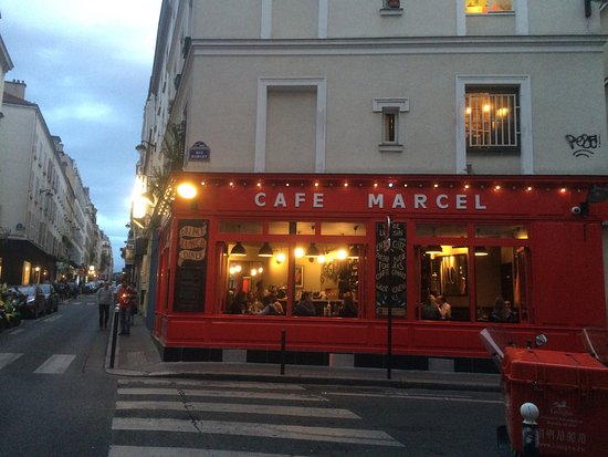 Cafe Marcel What A Nice Restaurant