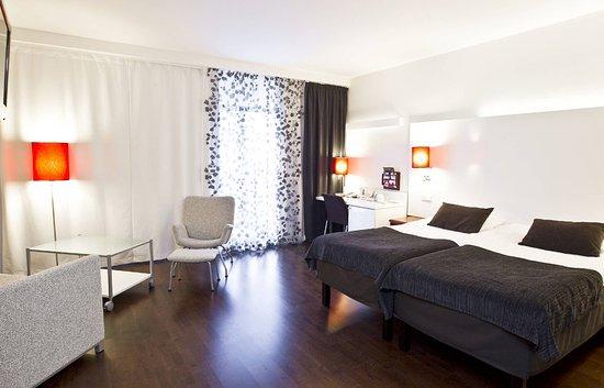 Scandic Patria: Superior Room