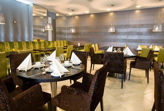 Scandic Patria: Restaurant
