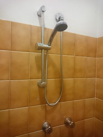 Delizia Hotel : tyle z prysznica