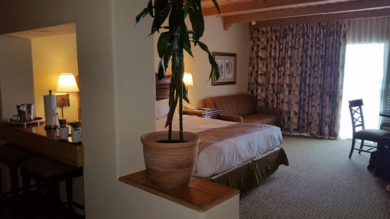 Bahia Resort Hotel: Great room!