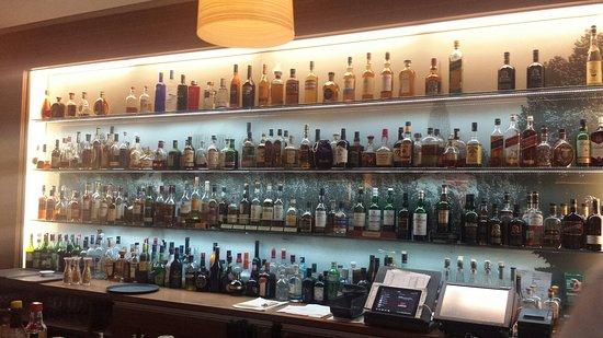 Mövenpick Hotel Münster: Eindrücke aus der Bar