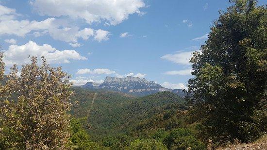 Yeba y alrededores de este pueblo del Parque Nacional de Ordesa y Monte Perdido.