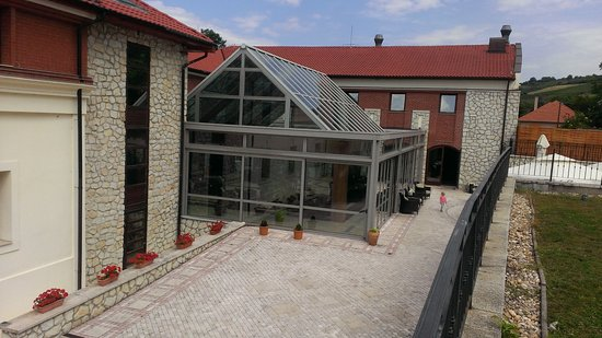 Andrassy Residence Wine & Spa: bar