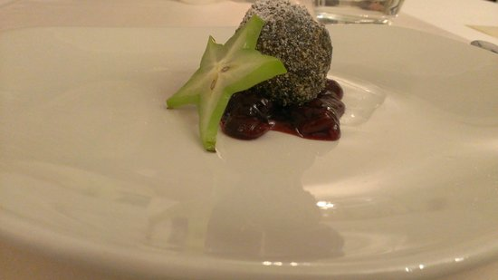 Andrassy Residence Wine & Spa: dessert