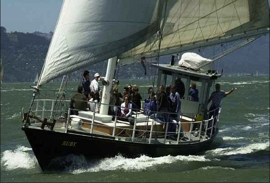 RUBY Sailing