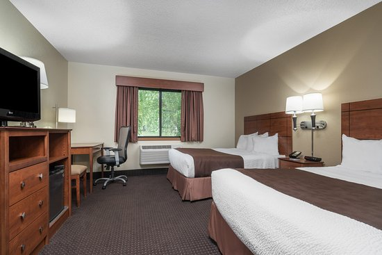 AmericInn Lodge & Suites Lake City: Standard Double