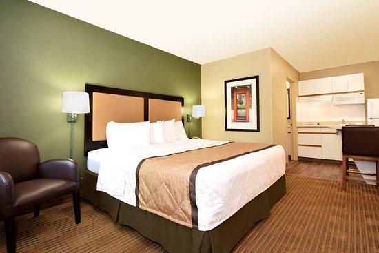 Englewood, CO: Studio Suite - 1 King Bed