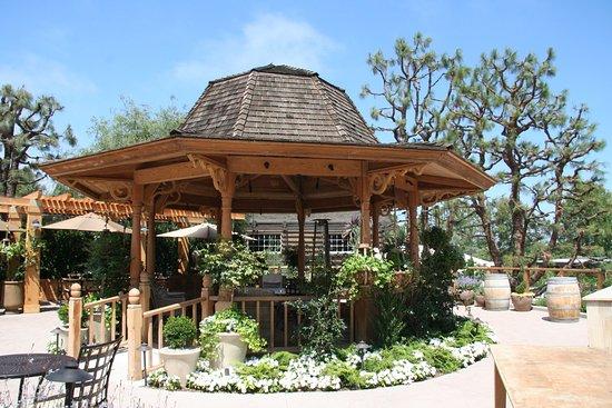 Gazebo Dining Picture Of Farmhouse At Roger S Gardens Corona