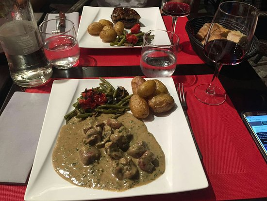 La table du boucher saint rapha l restaurant avis - La table du boucher villeneuve d ascq ...