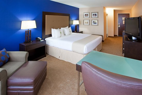 Holiday Inn Washington DC / Greenbelt: King Bedded Guest Room