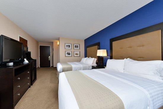 Holiday Inn Washington DC / Greenbelt: Double Queen Guest Room