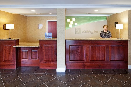 Norton, Virginie : Front Desk