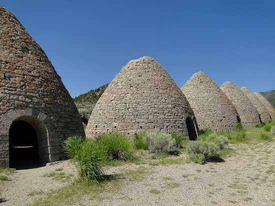 Ward Charcoal Ovens State Historic Park 이미지