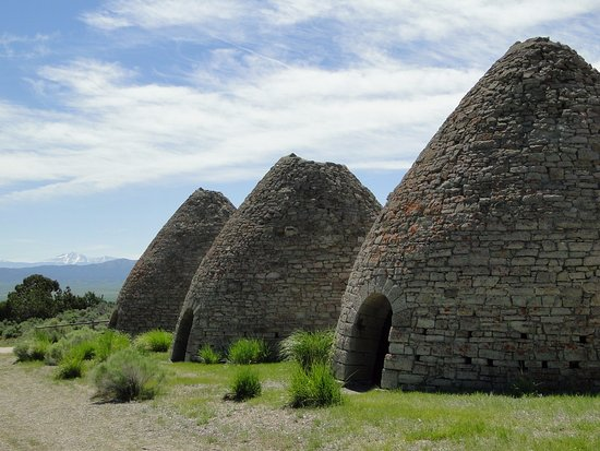 Ward Charcoal Ovens State Historic Park: They sheltered stockmen and prospectors during foul weather.
