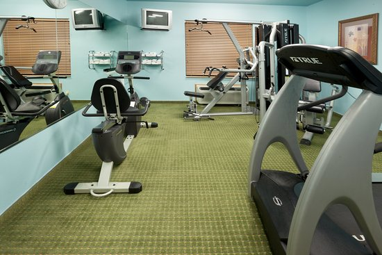 Alice, TX: Fitness Center