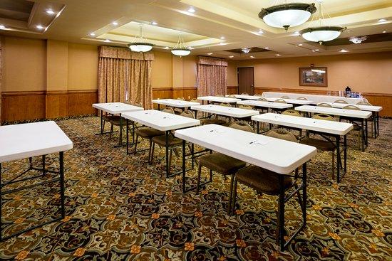 Alice, تكساس: Holiday Inn Express Alice 500 Sq Feet Meeting Room