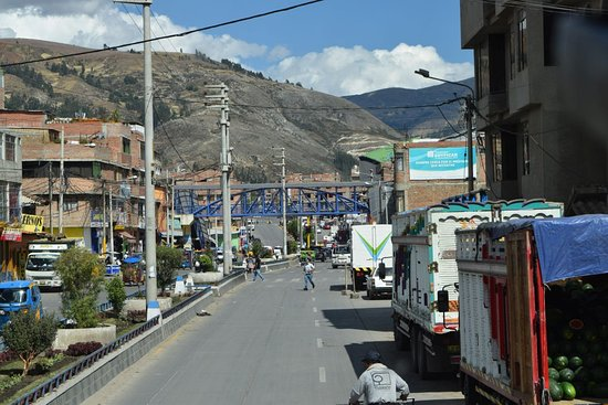 Morales Guesthouse: downtown Huaraz