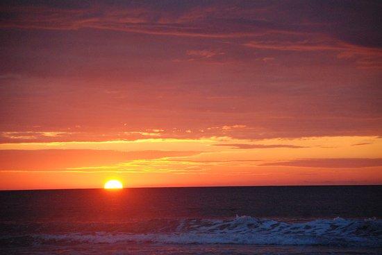 Assateague Beach: Sunrise day two.