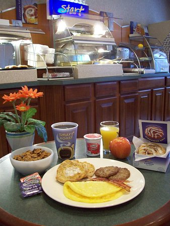 Grasonville, MD: Express Start Breakfast