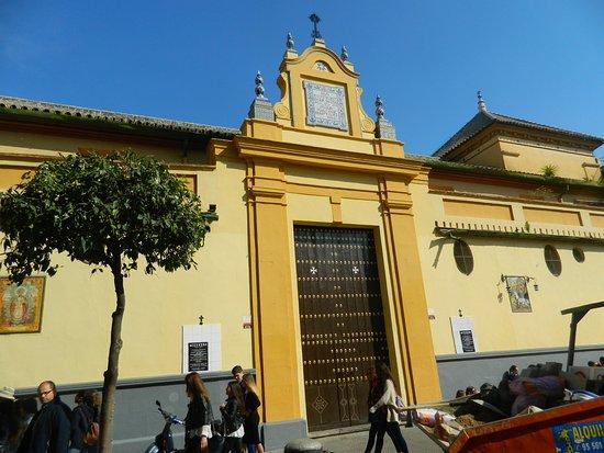 Iglesia de San Juan de la Palma