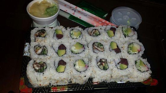 Mangetsu Sushi : 20160816_201744_large.jpg