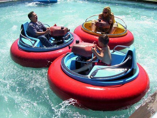 Quality Inn Oakwood: Wonderland Family Fun Center
