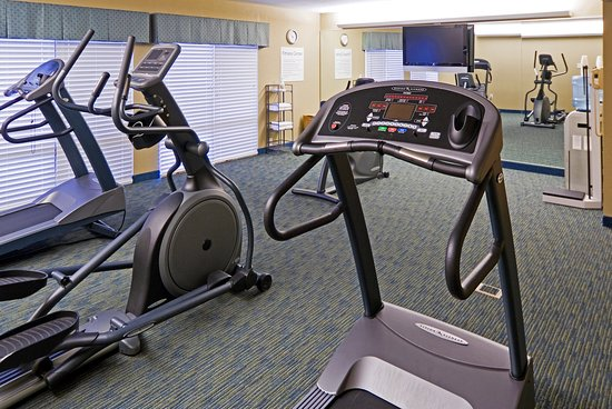 Holiday Inn Express Cape Coral/Fort Myers Area: Fitness Center