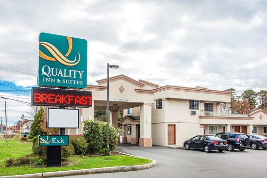 Quality Inn & Suites Atlantic City Marina District