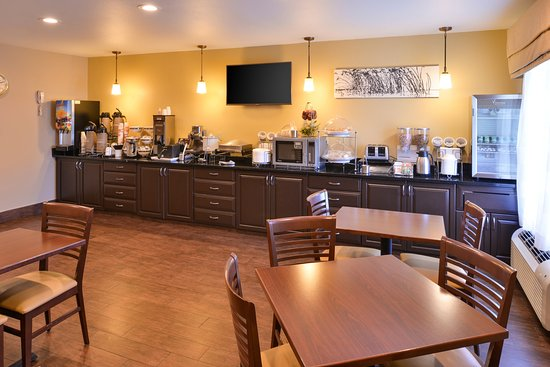 Fayetteville Sleep Inn: Breakfast Area