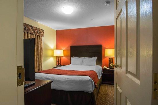 Comfort Inn & Suites Calgary Airport