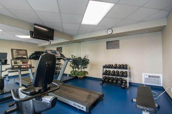 Comfort Inn & Suites Calgary Airport: Fitness